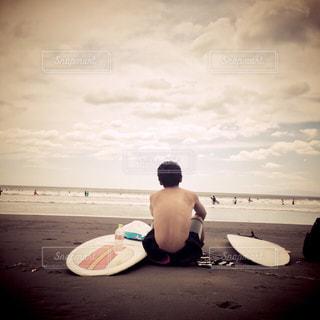 サーフィンの写真・画像素材[338938]