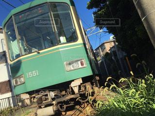 電車の写真・画像素材[338939]