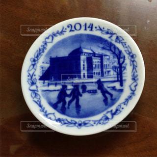 皿の写真・画像素材[339158]