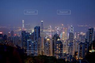 夜景の写真・画像素材[2029303]