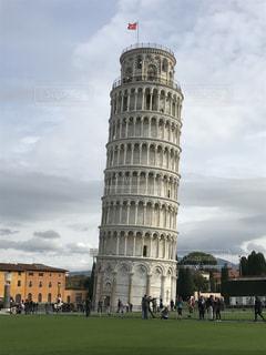 ピサの斜塔の写真・画像素材[339578]