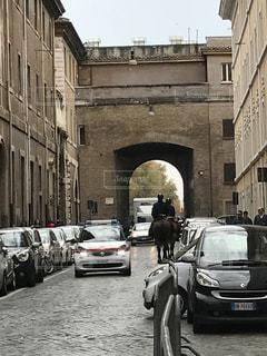 ローマの警察の写真・画像素材[339582]