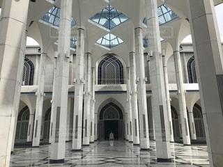 ブルーモスクの写真・画像素材[1360648]