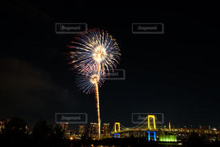 花火の写真・画像素材[964551]