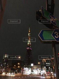 東京タワーの写真・画像素材[10670]