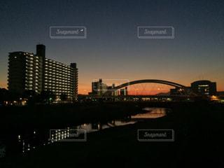 夜景の写真・画像素材[361569]