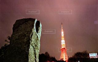 東京タワーの写真・画像素材[378200]