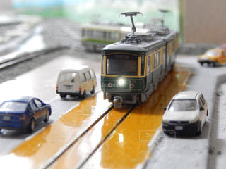 電車の写真・画像素材[432244]