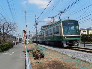 電車の写真・画像素材[432257]
