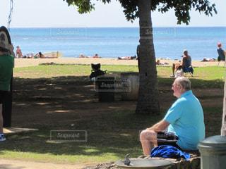 ビーチの写真・画像素材[432287]