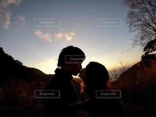 sunsetの写真・画像素材[983808]