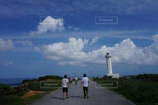 散歩の写真・画像素材[379237]