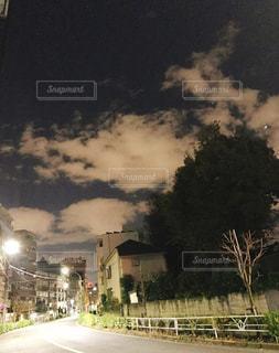 夜空の写真・画像素材[379280]