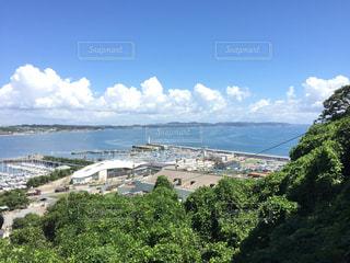 江ノ島の写真・画像素材[384939]