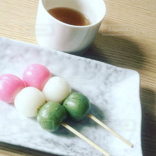 和菓子の写真・画像素材[385084]