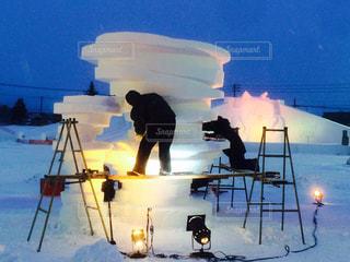 冬の写真・画像素材[346071]