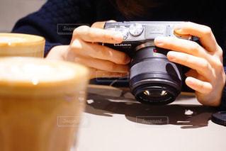 カメラの写真・画像素材[356733]