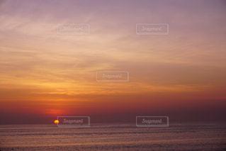 夕焼けの写真・画像素材[577054]