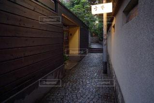 石畳の写真・画像素材[647006]