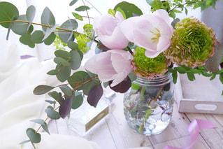 花の花束の写真・画像素材[1009819]