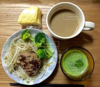 低糖質の食事の写真・画像素材[343311]