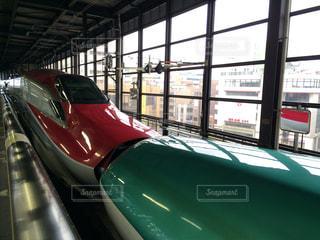 電車の写真・画像素材[392445]