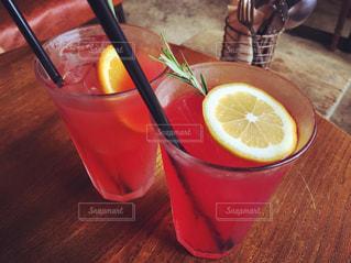 飲み物の写真・画像素材[344410]