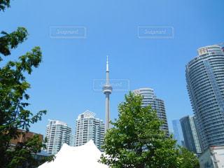 都市の高層ビルの写真・画像素材[708057]