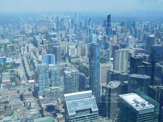 都市の高層ビルの写真・画像素材[708063]