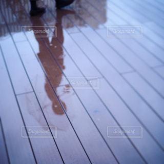 雨降りのお出かけの写真・画像素材[1596831]