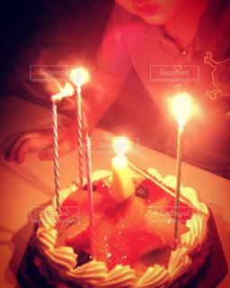 ケーキの写真・画像素材[358638]