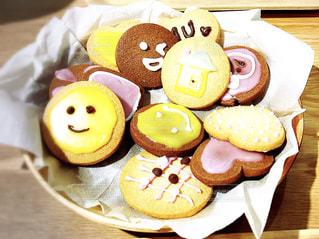 手作りクッキーの写真・画像素材[1004565]