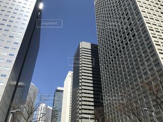 都市の高層ビルの写真・画像素材[1061955]