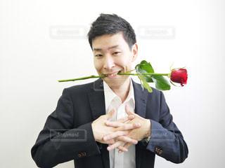 男性の写真・画像素材[491607]