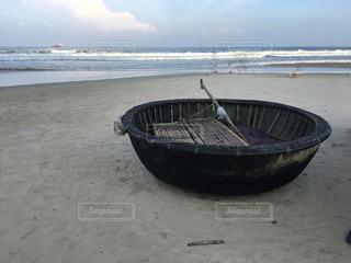 ベトナムの海の写真・画像素材[938665]