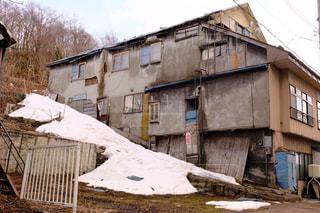 財政破綻の町の写真・画像素材[3095680]