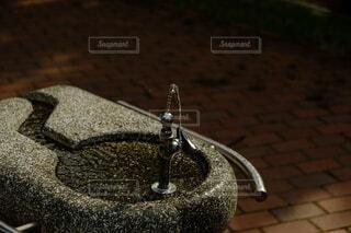 水飲み場の写真・画像素材[4816065]