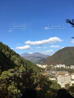 山の景色の写真・画像素材[345965]