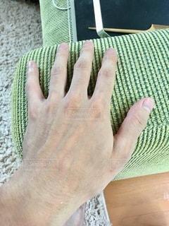 手を閉じるの写真・画像素材[2723017]