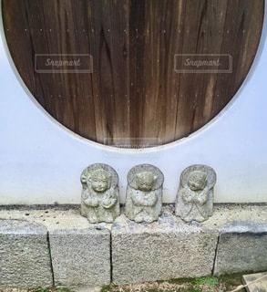 樽のクローズアップの写真・画像素材[2723058]
