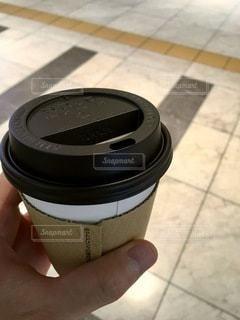コーヒー1杯の写真・画像素材[2762944]