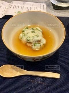 スープを一杯の写真・画像素材[2773495]
