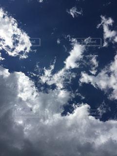 空 そら 青空 雲の写真・画像素材[346694]