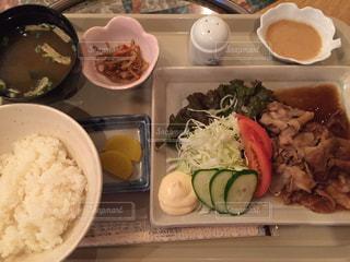 生姜焼き定食 - No.587569