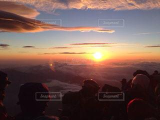 富士山の写真・画像素材[350473]