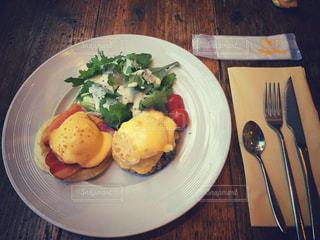 朝食の写真・画像素材[374814]