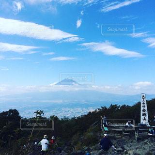 富士山の写真・画像素材[347427]