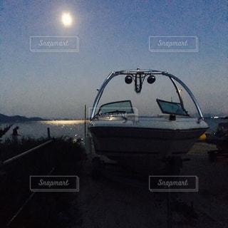湖の写真・画像素材[611546]