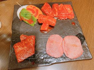 新宿の焼き肉屋さんの写真・画像素材[3194538]