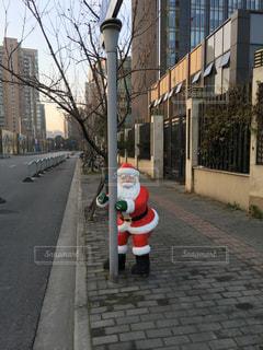 サンタクロースの写真・画像素材[348927]